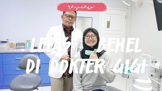Pengalaman Lepas Behel Setelah 3 Tahun   Review Dokter Gigi di Madiun.