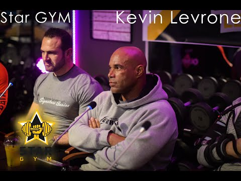 Kevin Levrone At Star GYM