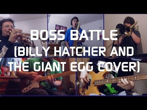 Billy Hatcher and the Giant Egg - Boss Battle ‖ Band Cover