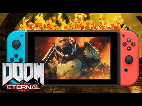 DOOM Eternal: How Will Nintendo Switch Handle the Heat?