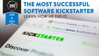 The Most Successful Software KickStarter | What is it? | What can we learn from it? | Ask a Dev