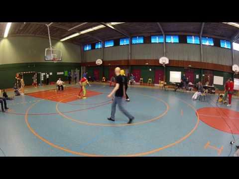 Open de Toulouse 2016   Thomas Dardour Vs Nicole Chanfoc