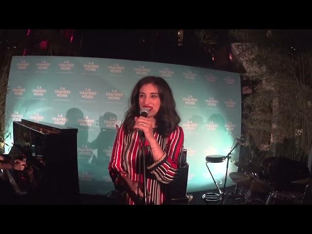 CANNES #2015 Showcase live : Camélia Jordana - Chambre Noir