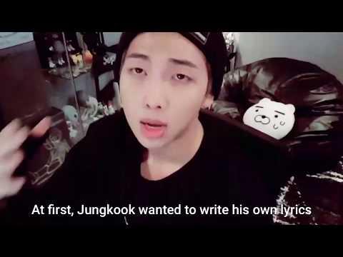Behind Jungkook's Solo, Begin