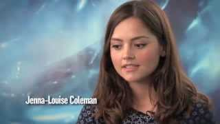 Doctor Who Advent(ure) Calendar 2012 - Day 1: Jenna-Louise Coleman: Becoming the Companion