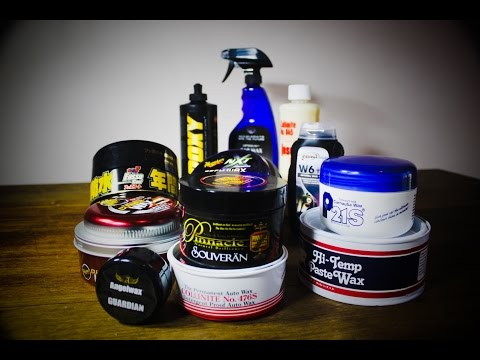 My Top 12 Best Car Waxes Reviewed