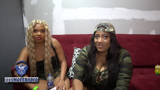 JAZ AND OFFICIAL RECAPS THEIR BATTLE WITH E HART AND 40 BARRS AT SUMMER IMPACT