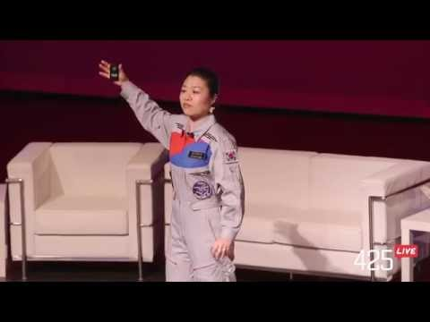 Gaining A New Perspective: Finding Courage in Outer Space   Soyeon Yi   425 Live