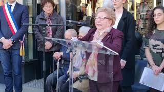 Hommage à René Chabasse. Lecture d'Andrée Gros