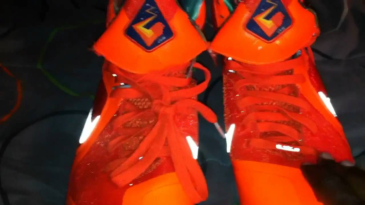 7b837049e730 Big Bangs   All-Star   Galaxy Nike LeBron 9 - YouTube