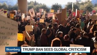 Bremmer: Global Economic Implications of Trump Travel Ban