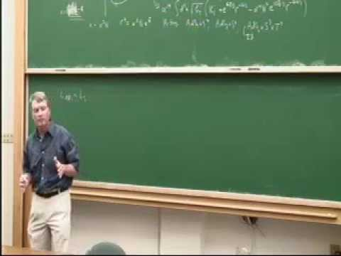Introduction to Gauge-Gravity Duality, Lecture 2 of 5 | Joe Polchinski