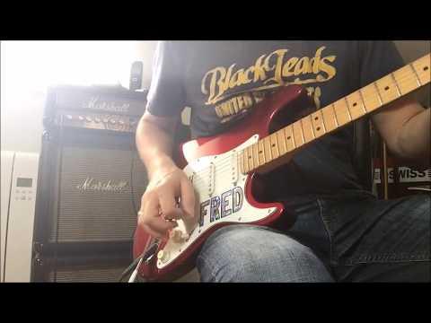 Dimarzio DP182 Fast Track 2 vs Fender American Standard Strat pickup