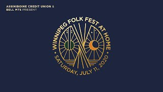 Winnipeg Folk Fest at Home