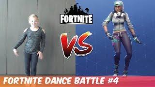 FORTNITE DANCE CHALLENGE (en la vida real) #4 - Familie Meerschaert Challenge