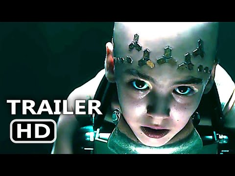 Thumbnail: MINDGAMERS - Official Trailer (2017) Sci-Fi Action Thriller Movie HD