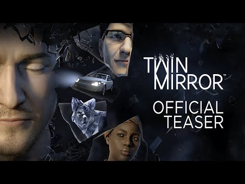 Twin Mirror - Official Trailer 2020 - PS4 / Xbox1 / PC