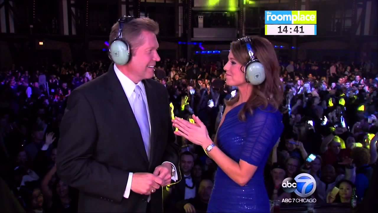 Cheryl Scott 2014/12/31 Countdown Chicago ABC Chicago New ...