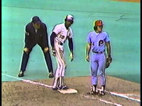 September 1979 - Phillies vs Expos (9th Inning Only)  @mrodsports