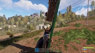 Shooting Gallery - Part 1 - Rust Gameplay