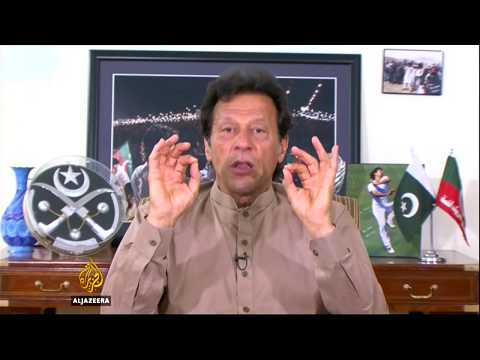 Imran Khan calls Pakistan Taliban a 'terrorist' group - UpFront (headliner)