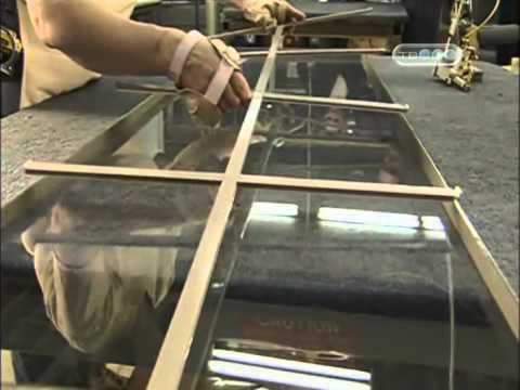 видео: как сделать стеклопакет