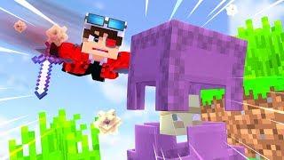 НОВЫЙ МИНИ РЕЖИМ БИТВА ШАЛКЕРОВ! ШАЛКЕР РАШ! Minecraft shulker rush