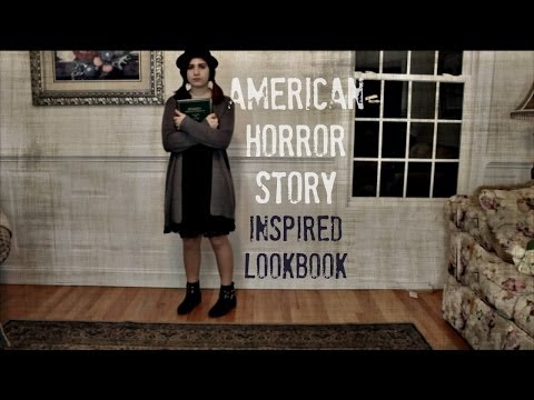 American Horror Story Lookbook ✝ - Coven