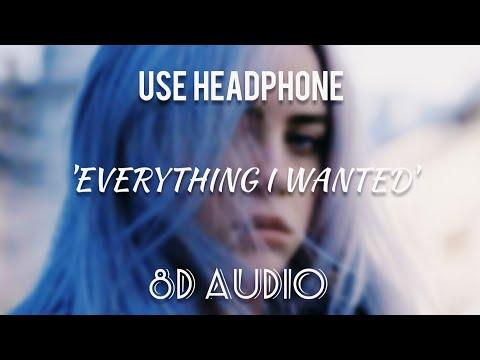 Everything I Want (8D AUDIO) || Billie Eilish || Echo Sound