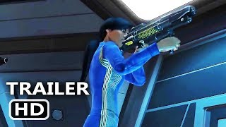 PS4 - Star Trek Online Rise of Discovery Trailer 2019