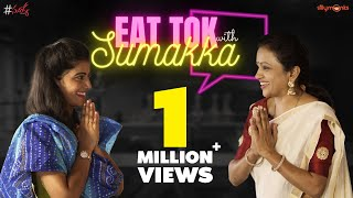 EAT TOK with Sumakka || Jyothakka || Silly Monks