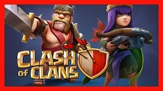 CLASH OF CLANS: VILLO WAR E CLAN