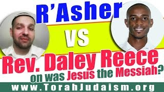 R' Asher vs. Rev. Daley Reece