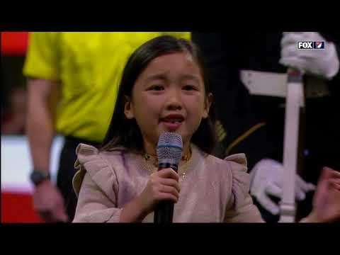 Dan Joyce - 7 Year Old Girl Crushes National Anthem at MLS Cup