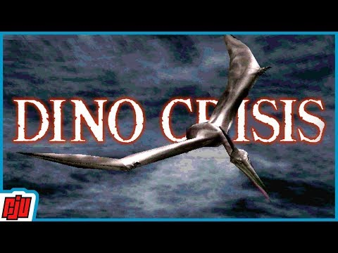 Dino Crisis Part 3 | Survival Horror Game Walkthrough | PC Version Gameplay