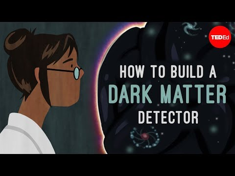 Video image: How to build a dark matter detector - Jenna Saffin