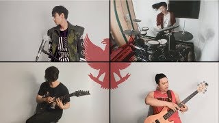 Visual Dream Band - Kebyar Kebyar (Rock Version)