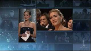"""Download Kate Winslet winning Best Actress for """"The Reader"""" Mp3 and Videos"""