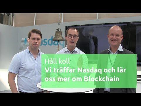 Vad är Blockchain? - Håll koll med Nicklas & Philip #4