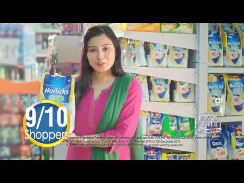 Horlicks Oats Brand Power Shopper Review TV Ad 25Sec: Tamil