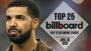 Baixar Top 25 • Billboard Rap Songs • April 28, 2018 | Streaming-Charts