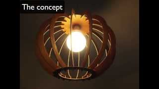 Lamp Shade Design From Concept To Realisation