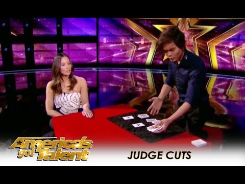 Shin Lim: The Worlds BEST Close-up Magician SHOCKS Again! | Americas Got Talent 2018