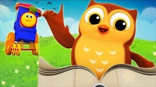 Wise Old Owl | Learning street with Bob | Kindergarten Nursery Rhymes for Children by Kids Tv