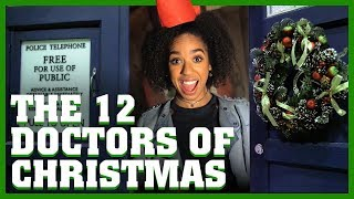 The 12 Doctors of Christmas - Doctor Who