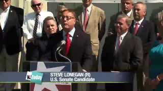 Lonegan Gets Endorsed by Rep. Chris Smith and Sen. Jeff Chiesa