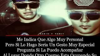 Download Kario Y Yaret - Estrella Fugaz (Letra) MP3 song and Music Video