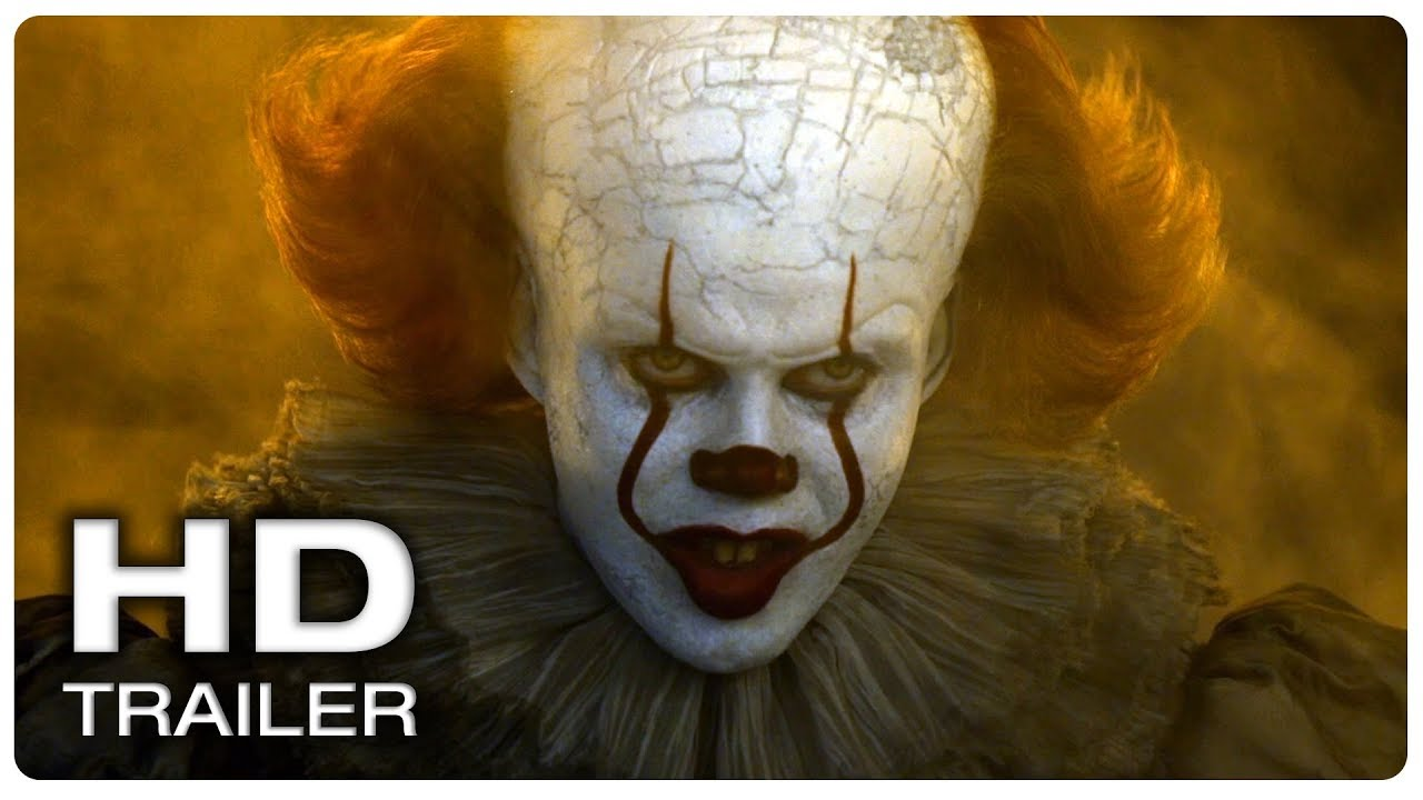 IT CHAPTER 2 Trailer #3 (NEW 2019) Stephen King, Pennywise Horror Movie HD