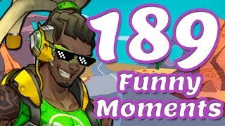 Heroes of the Storm: WP and Funny Moments #189