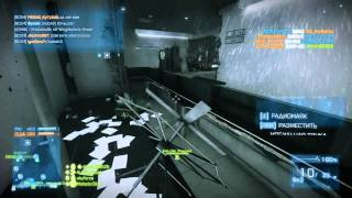 Battlefield 3 bug. Assault and sniper kit in one hand.
